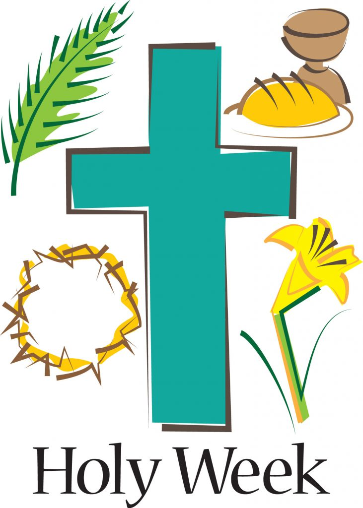 Livestream of Holy Week Liturgies