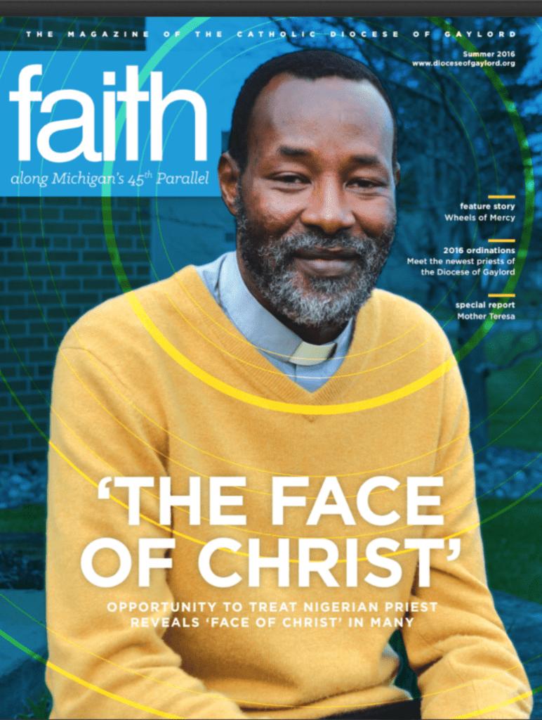 Faith Magazine – Fr. John